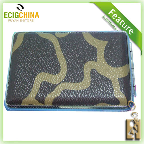 Snake ( Camo ) Portable Case For E-cigarette Electric Cigaret