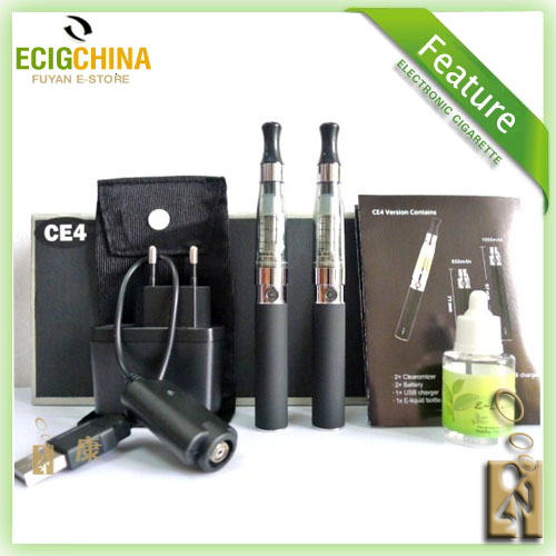 10 x JOYE eGo-TC With V2 CE4 Clearomizer 650mah E-cig Kit