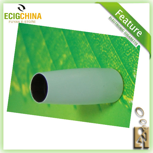 White Cone for ego e-cigarette ( Atom Cover )